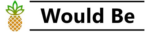 WouldBe